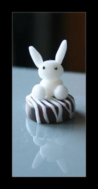 Chocolate Bunny by Shiritsu