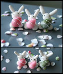 Easter Egg Bunnies
