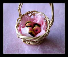 Basket of Donuts by Shiritsu