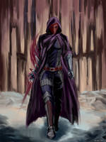 Shroud's Ability #1: Blood Magic