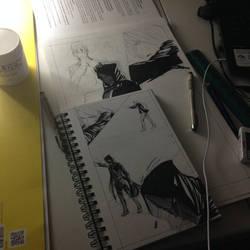 Drafting woes by trufflemunchies13