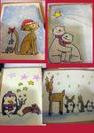 Christmas cards 2008 by jellysocks