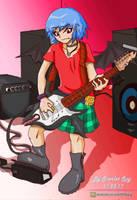 Septette for the Rock n' Roll Princess by SamidareScarletSpy