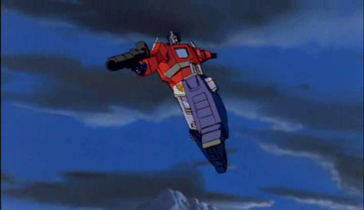Optimus Prime (5) by deviantscott73