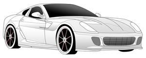 Vector Ferrari