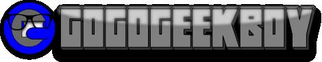 GoGoGeekBoy Logo by stephenfox