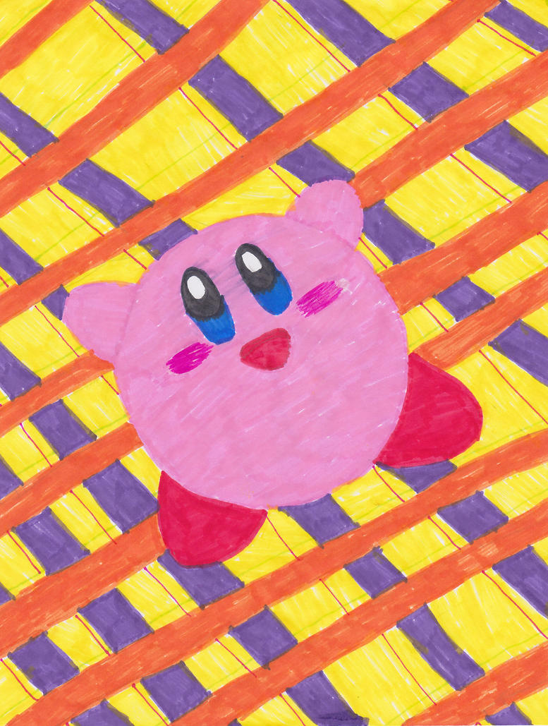 Kirby by ArtGirl810