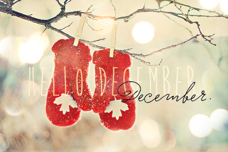 Hello December by funnybox