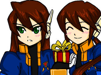 VentxAile +A Gift for Kayla+ by Swanamii