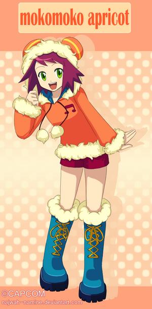 Mokomoko Apricot