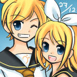 -Happy Birthday Rin and Len-