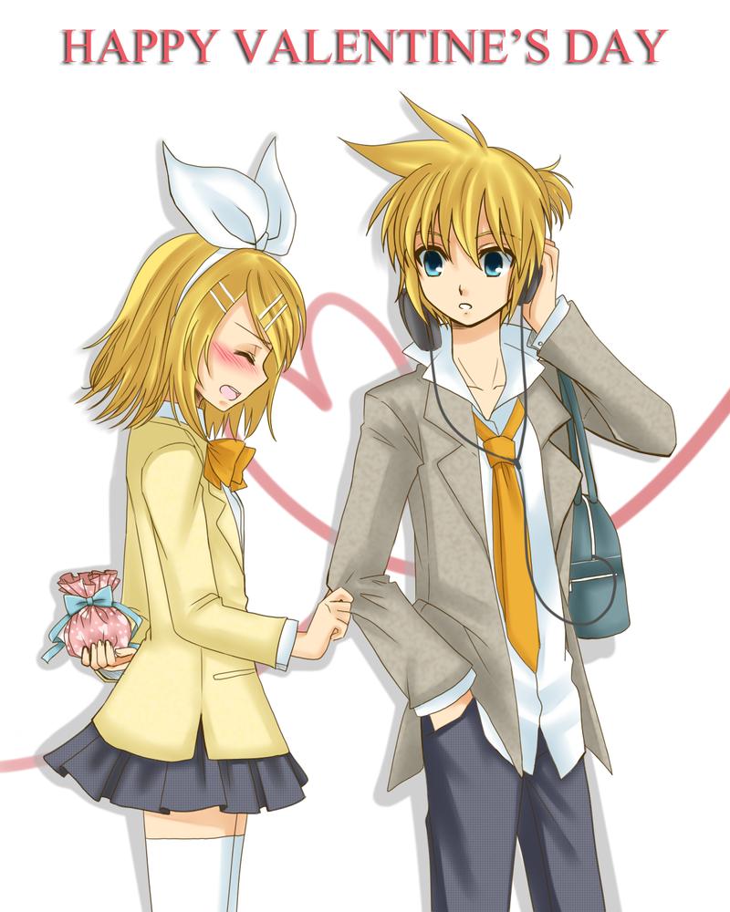 -Valentine's Day- by Na-Nami