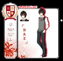 HS101 : Nazri Harris by Swanamii
