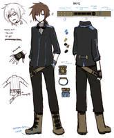 -Alternate Design Ikune Ren- by Swanamii