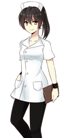 Nurse Akane--- by Swanamii
