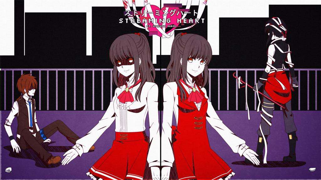 +Streaming Heart+ by Na-Nami