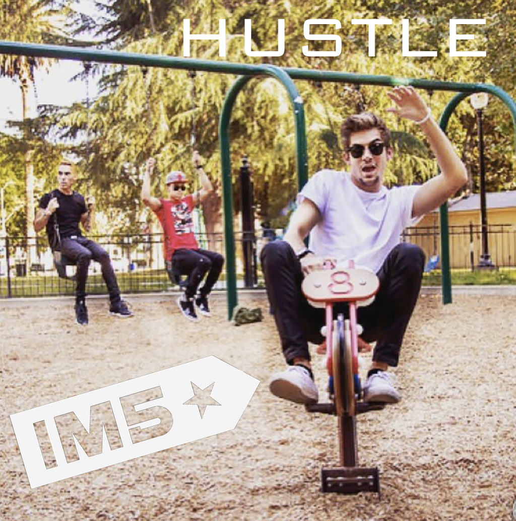 fake im5 album cover by lissygoode on deviantart