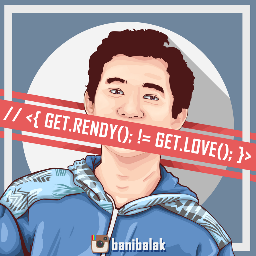 Rendy Ananta 1 by RobbaniFauzi-XI