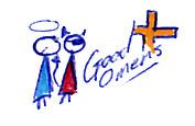 Good Omens logo by FlameStone