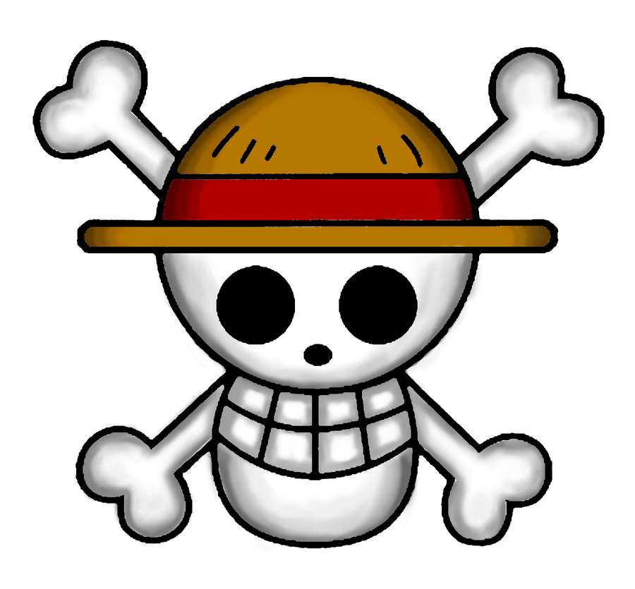 Strawhat Flag By Songohan10 On Deviantart