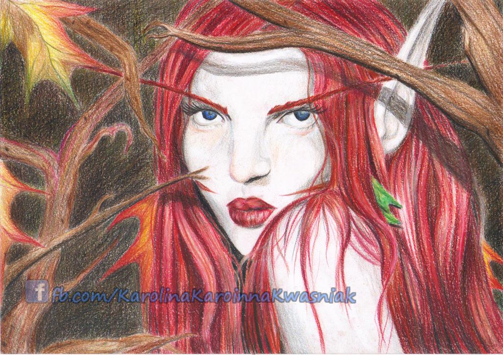 Cristabelle by Karoinna