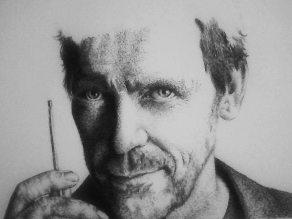 gregory house by uhhotdog