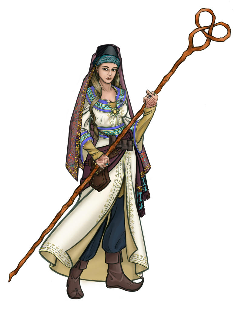 Adala Nafhial'tib  (color) by ucchan