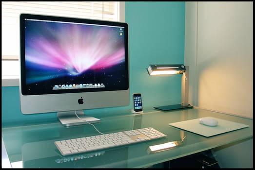 Actual Mac Desktop