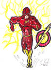 The Flash by BB-Artists