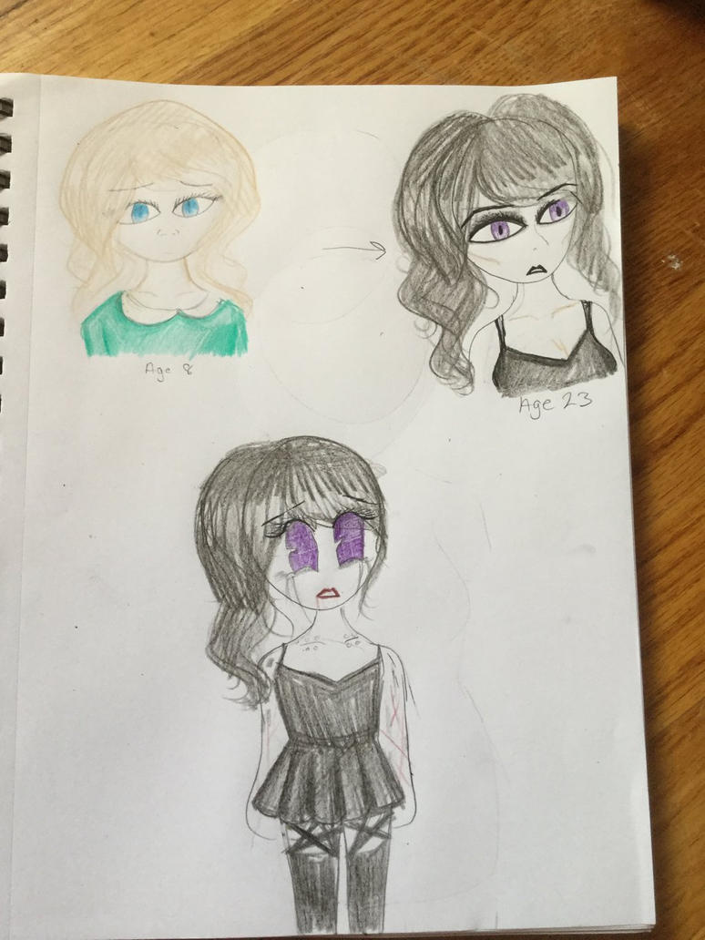 Kyra Doodles by SpicyDepression