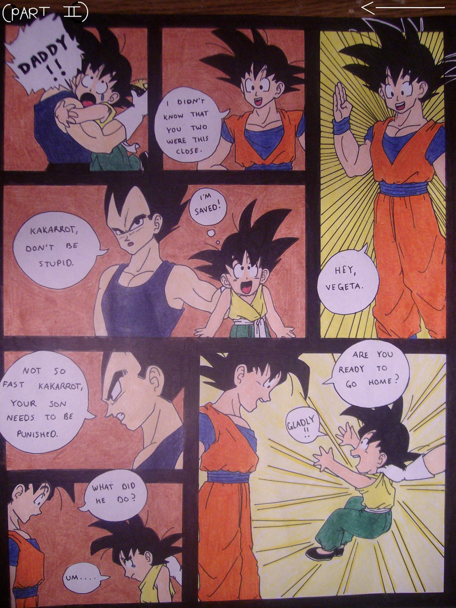 Typical Trunks and Goten 2 by BobsCookie