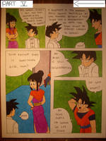 Gotta Love Gohan page 5 by BobsCookie