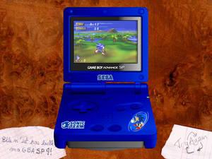 GBA Sonic Edition