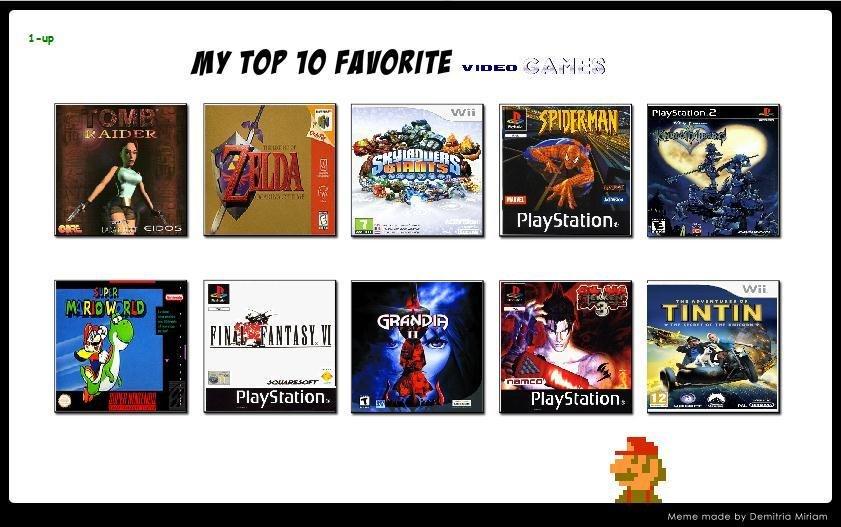 my favorite rareware games - photo #29