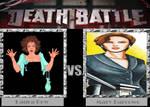 Death Battle - Laura Bow V.S Mary Barrows by Badboylol