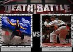 Death Battle - Akira Yuki V.S Daniel LaRusso