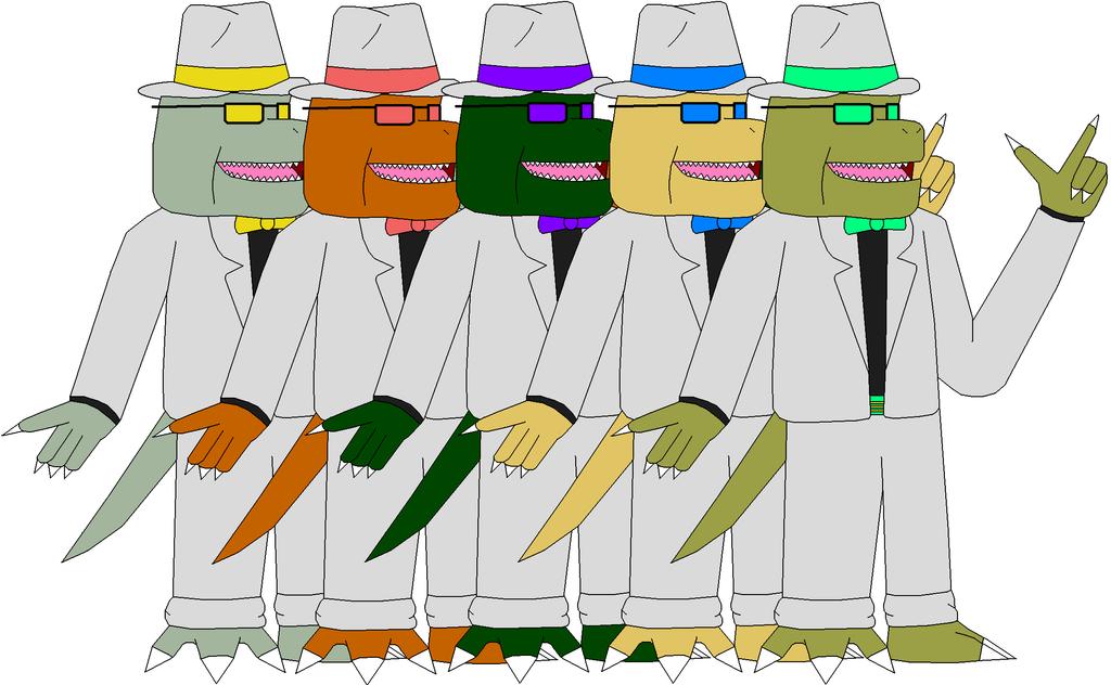 Saft Squad As Toons By Justinanddennnis Deviantart Fondos De Pantalla