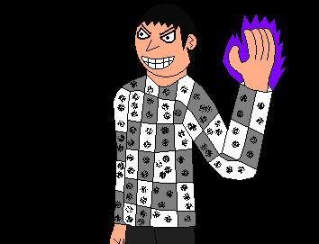 Evil Sid Winning Portrait