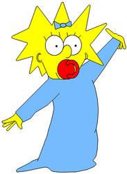 Maggie Simpsons