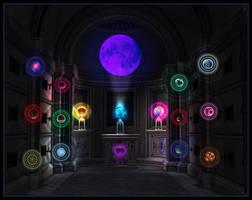 Dome de l'Univers by chocolatepuppy