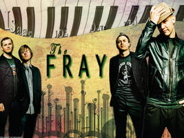 The Fray Wallpaper by chocolatepuppy