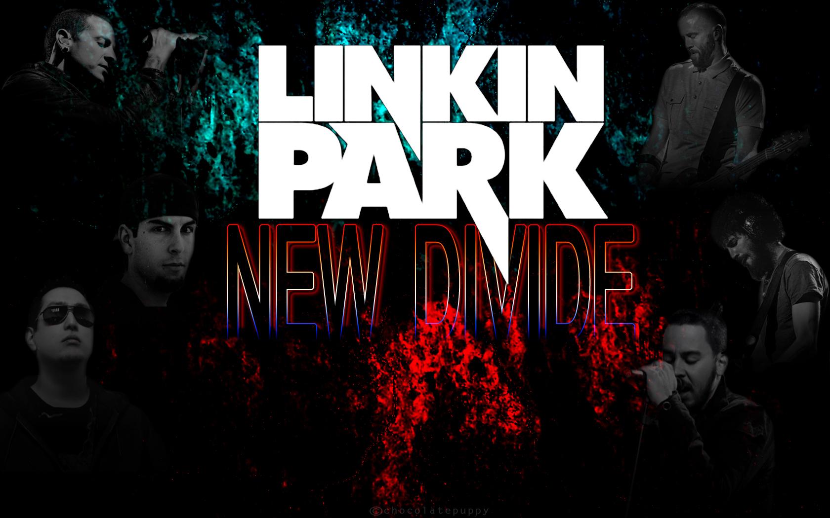 LP - New Divide by chocolatepuppy on DeviantArt
