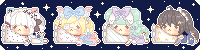 Pixel Pillow batch 1 by naomochi
