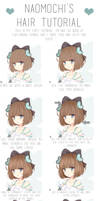 Hair coloring tutorial by naomochi