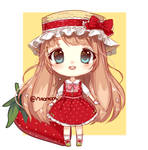 Strawberry adopt Auction [closed]