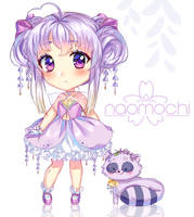 Chibi adopt Wisteria [closed] by naomochi