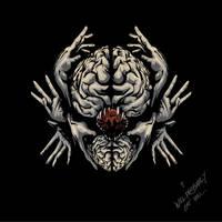 Yumm yumm, giant brain... by Askhari