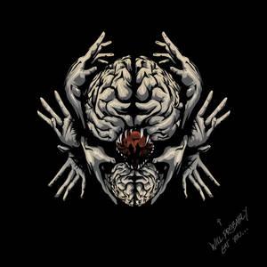 Yumm yumm, giant brain...