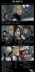 final fantasy 7 by kokecit