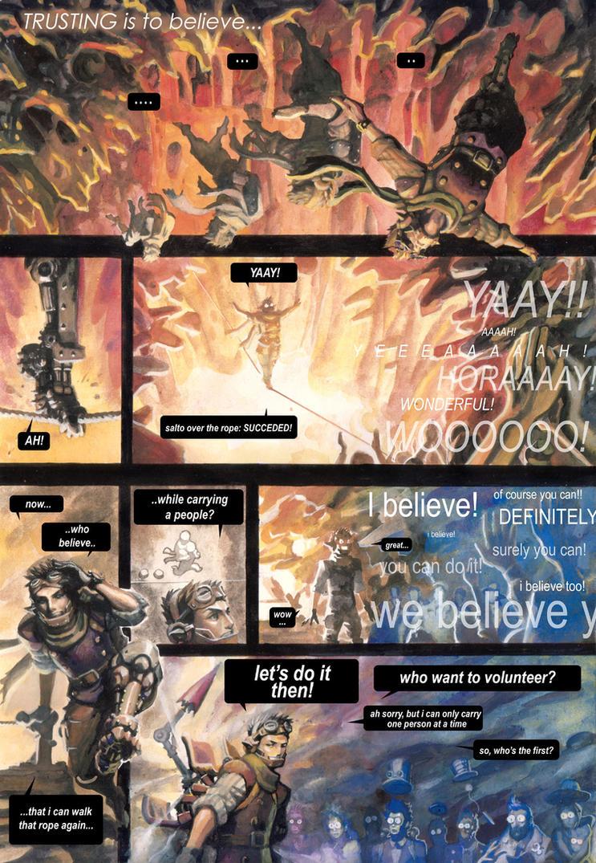 Percaya Saja! | Cerita Langit